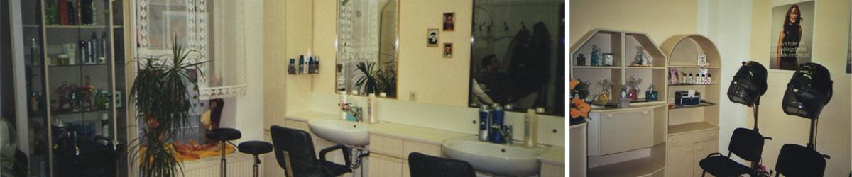 Archivfoto Friseursalon Schua auf dem Chemnitzer Sonnenberg